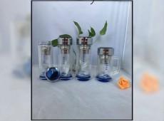 四川双层玻璃杯
